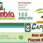 AGRIUMBRIA 2016 – We are waiting for 1 , 2 and 3 April
